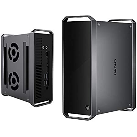 CHUWI CoreBox Mini pc, Intel Core i5 Windows10 OS, Doble Core 64 bit 2.7GHz hasta 3.3GHz, 8GB RAM 256GB ROM, HDPC 2.2, BT 4.0 y Dual WiFi