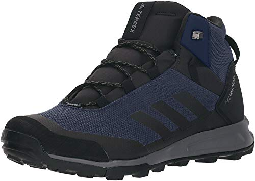 adidas outdoor Men's Terrex Tivid MID CP Boot, COL Navy/Black/Grey Three, 12 D US