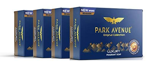 Park Avenue Luxury Fragrant Soap, 125g (BUY 3 GET...
