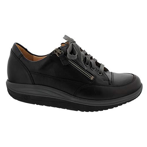 Ganter Damen AKTIV GISA-G Sneaker, Schwarz (Schwarz 1000), 38.5 EU