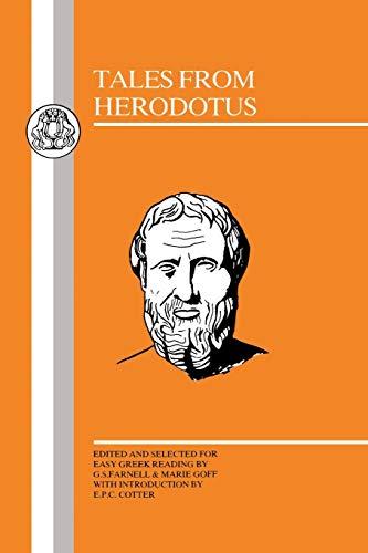 Tales from Herodotus (Greek Texts)