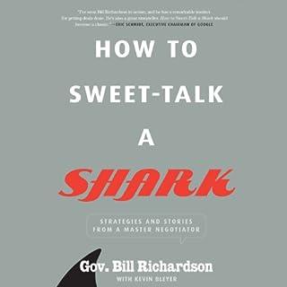 How to Sweet-Talk a Shark audiobook cover art