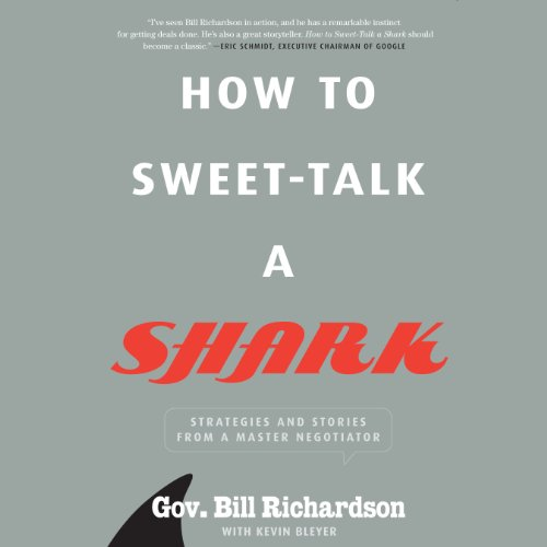 How to Sweet-Talk a Shark audiobook cover art