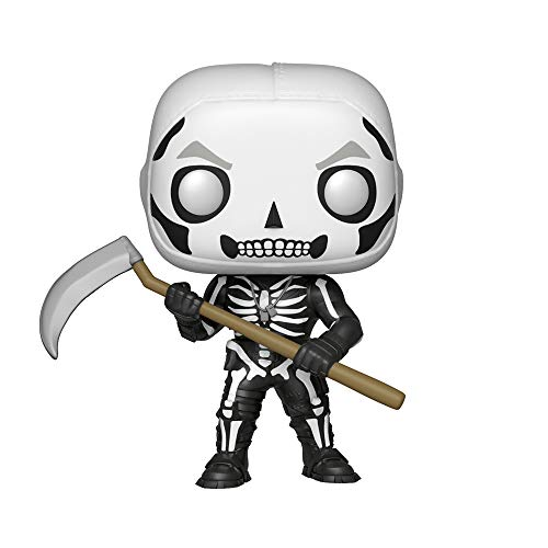 PBM Express BV FUN34470 POP Vinylfigur FunkoPop Fortnite Skull Trooper, bunt