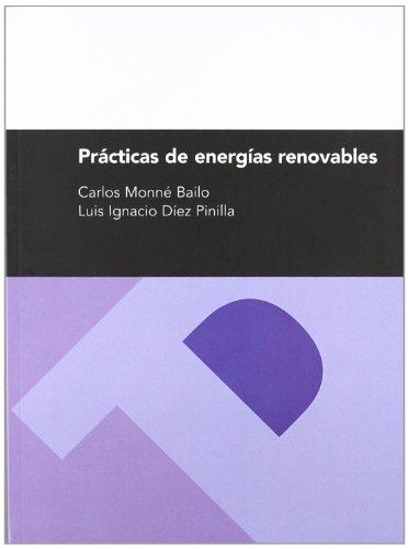 Prácticas de energías renovables (Textos Docentes)
