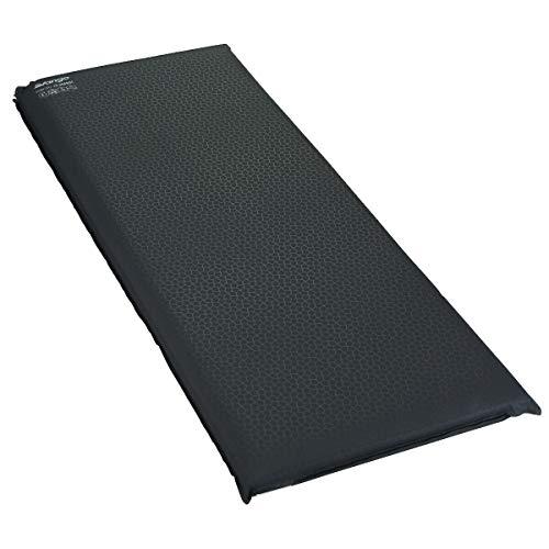Vango Comfort 10cm Grande Sleeping Mat Black