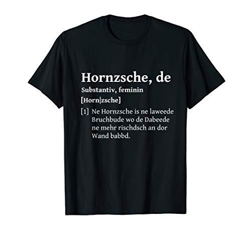 Alte Wohnung Hausbauer DDR Sachsen Mottoparty Spruch T-Shirt