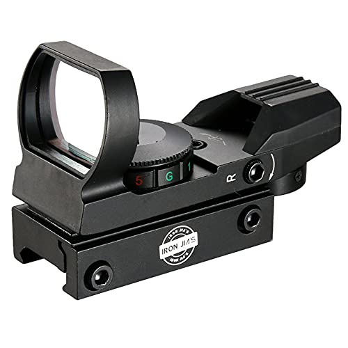 IRON JIA'S - Tactical Green and Red Dot Sight