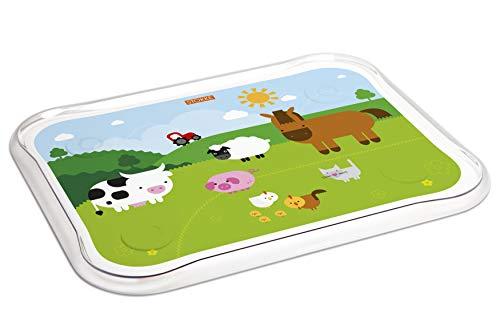 STOKKE® Table Top - Essunterlage für einen sauberen Tisch und zur Förderung deines Kindes durch tolle Lernvorlagen