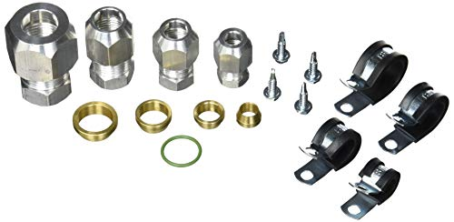 S.u.r. & R. pièces d'Auto Ac80 A/C Bloc de Compression Off kit