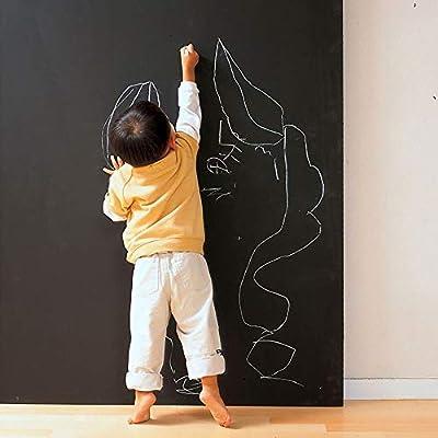 Chalkboard Wall Stickers Study Online Blackboard Wallpaper forStudy 07042021063817