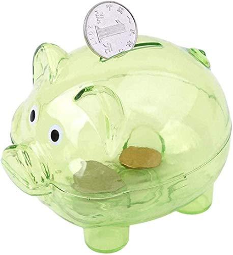 Hucha de cerámica para niños XINKONG, Hucha, Caja de ahorros (Color: 1)-4