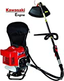 Kawasaki - 4456010 tj-53e / z desbrozadora, zainato