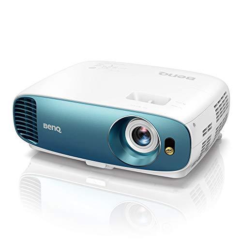 Projetor BenQ 4K HDR TK800M para cinema em casa, DLP, 3.000 lúmens, 3D, Rec. 709