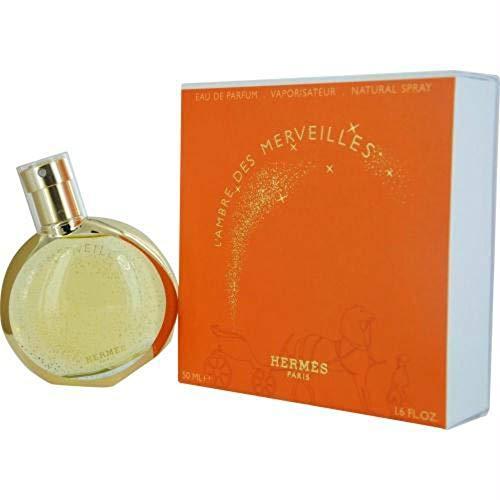 Price comparison product image Hermes L'Ambre Des Merveilles Eau De Parfum Spray 50ml / 1.6oz
