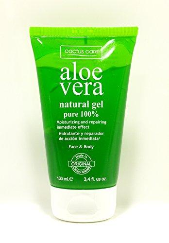 Aloe Vera Y Rosa Mosqueta Bio Gel 100 ml