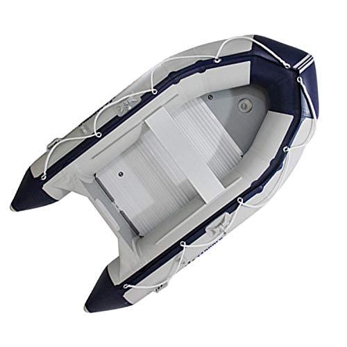 Topashe lancha motora Kayak,Barco de Asalto en Kayak, Bote Inflable al Aire Libre,Engrosado Bote Inflable de