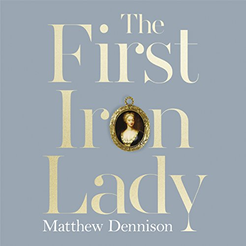 The First Iron Lady audiobook cover art