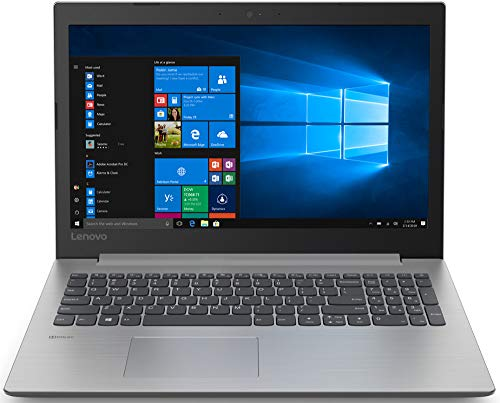 "Lenovo Ideapad 330-15IKB - Portátil de 15.6"" HD (Intel Core i3-6006U, 8 GB de RAM, 256 GB SSD, Intel HD Graphics, Windows 10) Gris, Teclado QWERTY Español"
