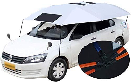 ZHANG Ai Juzu Automatisches Auto Portable Außenzelt Abdeckung Bewegliche Blende Vordach Carport Diebstahlschutz Wind, Größe 2 (Size : 3.2x2.2cm)