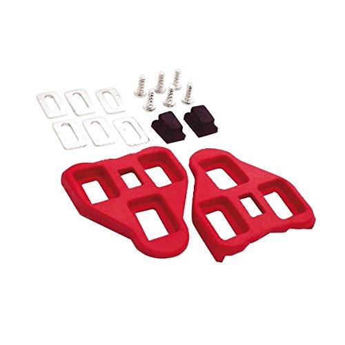 MV-TEK - Placas estándar Delta Oscilación 5° Rojo Standard Plates Delta 5° Oscillation Red
