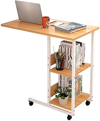Side Ttable Unique C-Shaped Bedside Table Adjustable Desks Laptop Desk Laptop Desk Bedside Laptop Desk Simple Bed Desk Simple Lazy Small Table Movable Side Book Reading Holder for Beds and Sofas