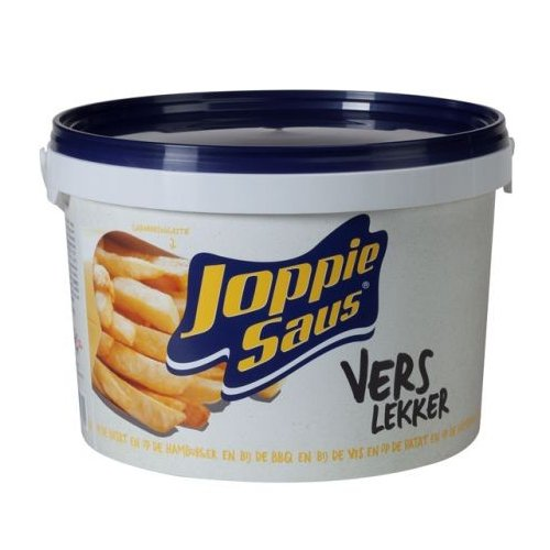 Elite - Joppiesaus / Joppie Soße - 2,5kg