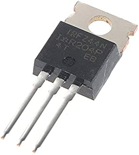 FQP50N06 Transistor Mosfet N TO-220 Fairchild lot de 6