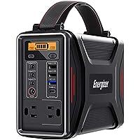 Energizer Portable Power Station PD 45W USB-C Fast Charging Solar Generators