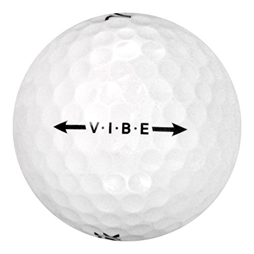 Amazing Deal Volvik 84 Vibe - Value (AAA) Grade - Recycled (Used) Golf Balls