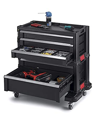 Keter 5-Drawer Modular Tool Chest