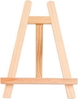 LULUD Wood Stand Tripod for Painting and Sketching Table Top Easel Phase Frame (Size : S)