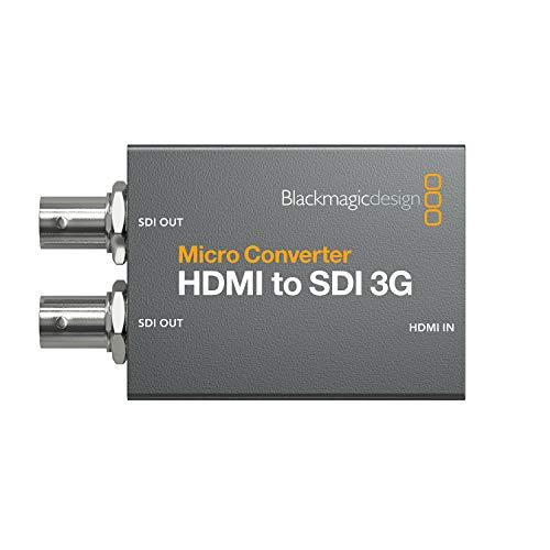 Blackmagic - Micro convertitore HDMI to SDI 3G (CONVCMIC/HS03G)