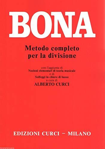 BONA. Metodo completo per la divisione 1986