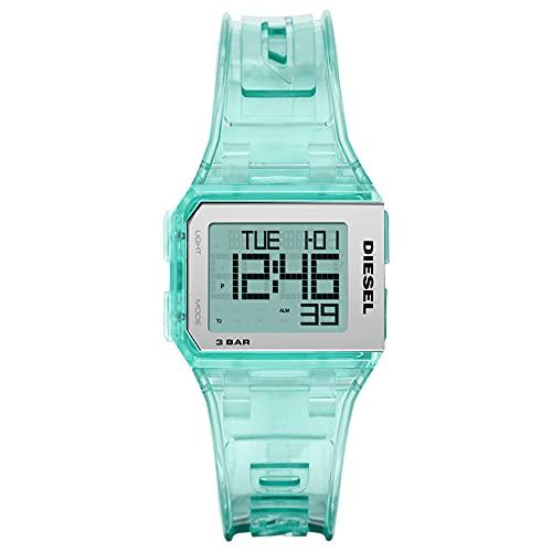 Diesel Reloj Analógico-Digital para Hombre DZ1921