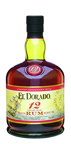 El Dorado Rum 12 Years 40% (1 x 0.7 l)