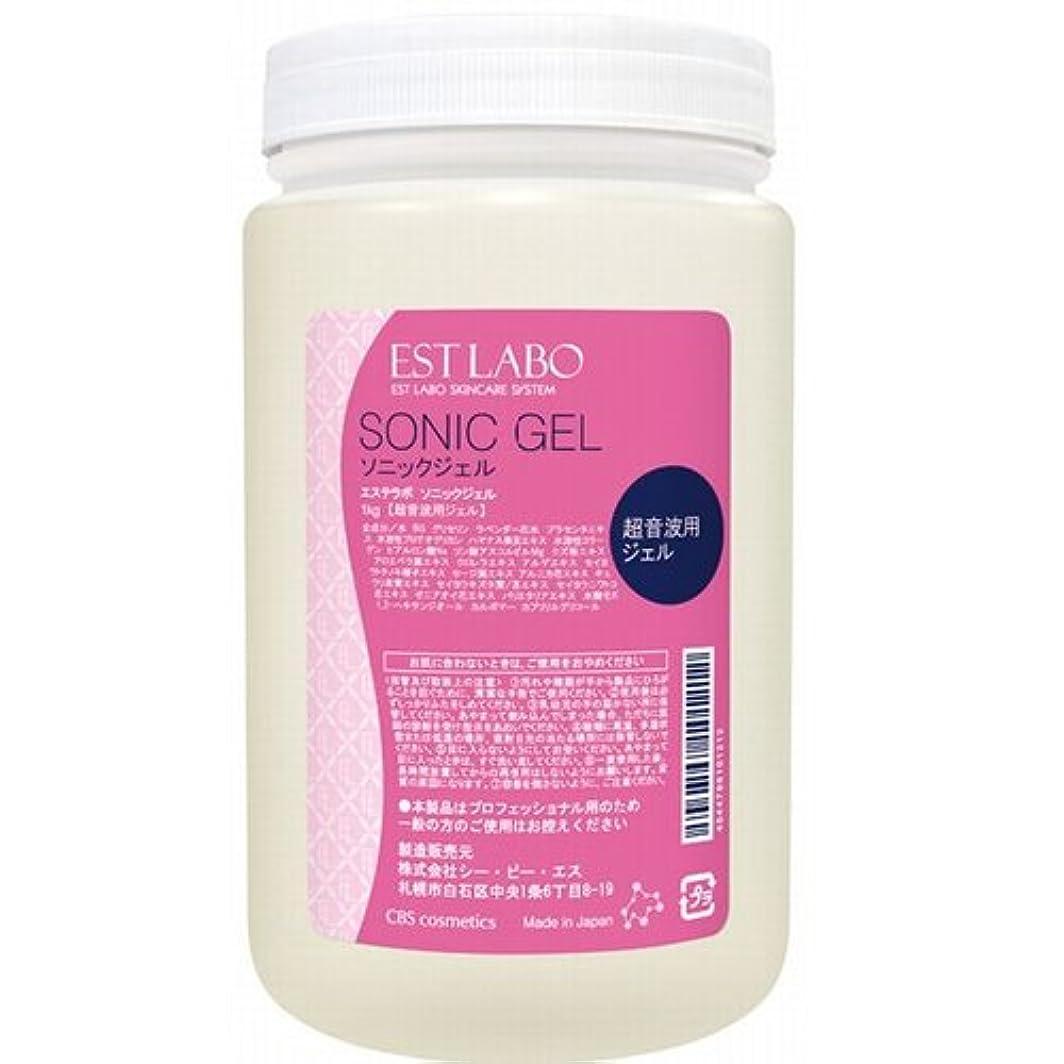 提案悪化する汚いエステラボ ソニックジェル 1kg