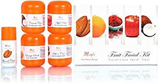 Nature's Essence Fruit Facial Kit - Mini Pack 240 gÿÿ(Set of 5)