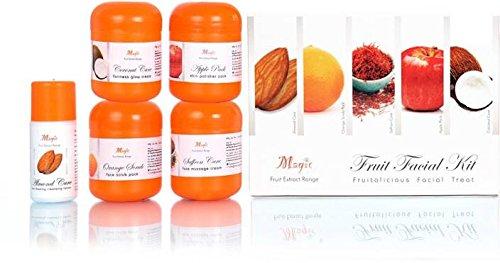 Nature's Essence Fruit Facial Kit - Mini Pack 240 gÿÿ(Set of 5)