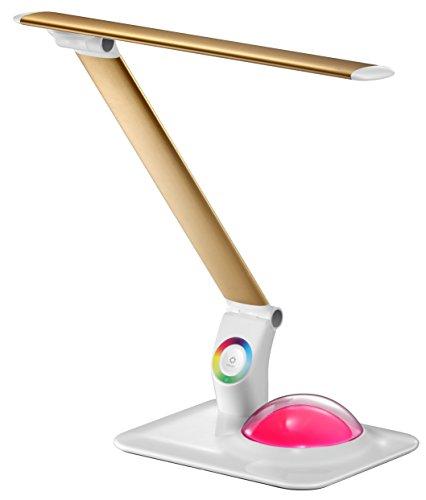 Big Bang – Lampe bureau Table LED Station de Charge avec fonction RVB et USB