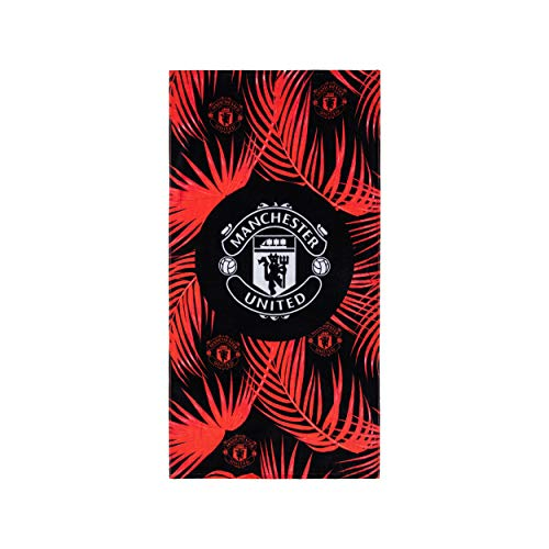Foco Football Club Leaf Toalla de Playa (Manchester United FC)