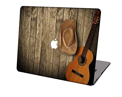 Laptop Case for MacBook Air 13 inch Model A1369/A466,Neo-wows Plastic Ultra Slim Light Hard Shell Cover Compatible MacBook Air 13 Inch No Touch ID,Wood grain A 69