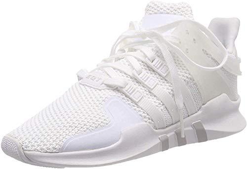 adidas Women's EQT Support Adv W Gymnastics Shoes, White (FTWR White/FTWR White/Grey One F17), 3.5 UK