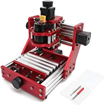 Benbox DIY Mini 1310 CNC Router Kit Milling Machine 3 Axis GRBL Control All Metal Engraving Machine Engrave PVC,PCB,Acrylic,Wood,Aluminum,Copper,Cutting Carving CNC1310 with ER11 Collet