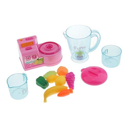 SM SunniMix Kinder Spielzeug Haushaltsgerät Kunststoff Entsafter Pretend Play Küche Lernspielzeug