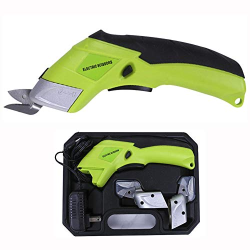 Check Out This Jungles Electric Scissor, Cutter Shears Cutting Tool, Rechargeable Battery Craft Scis...