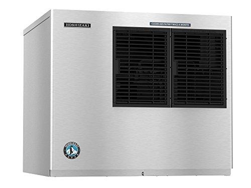 Hoshizaki KML-500MAJ, 442 Lbs Ice/24Hr, Crescent Cube Ice Machine - Hoshizaki Ice Machine