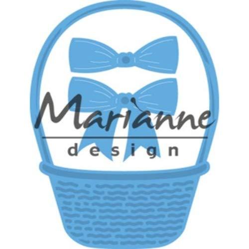 Marianne Design Creatables Mand Sterf, Metaal, Blauw, 16,1 x 11,4 x 0,2 cm