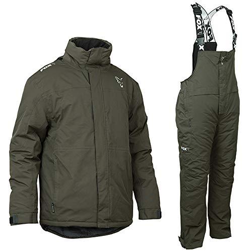 Fox Carp Winter Suit - Thermoanzug, Größe:XL