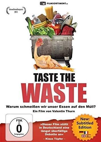 Taste the Waste - Warum schmeißen wir unser Essen auf den Müll?, 1 DVD